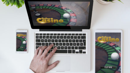 office tabletop casino online